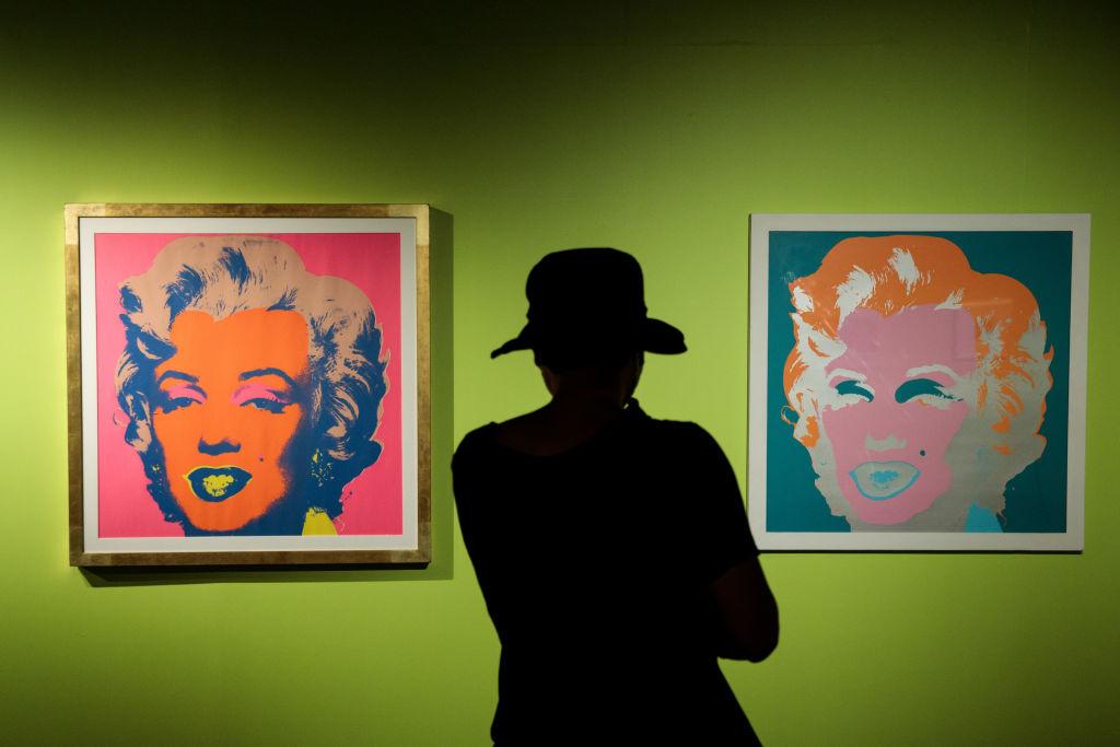 pop artowa Merlin A. Warhola