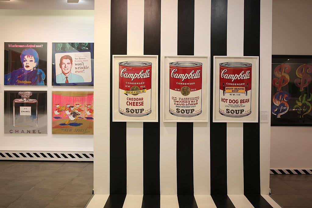 puszka Andy Warhol