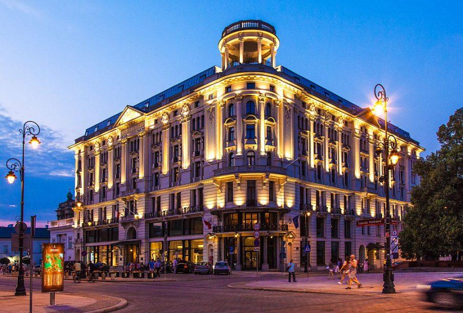 Top 6 luksusowych hoteli w Polsce