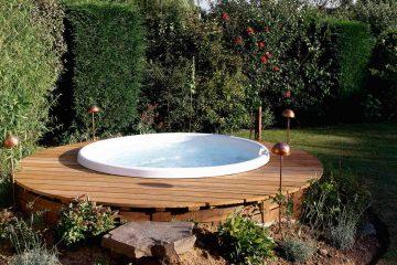 Jakie są koszty utrzymania jacuzzi ogrodowego?
