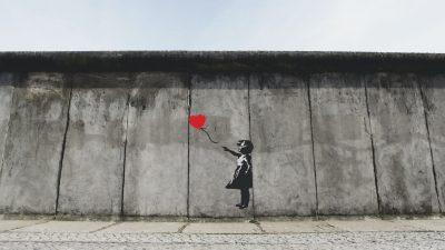 Banksy najbardziej znane dzieła